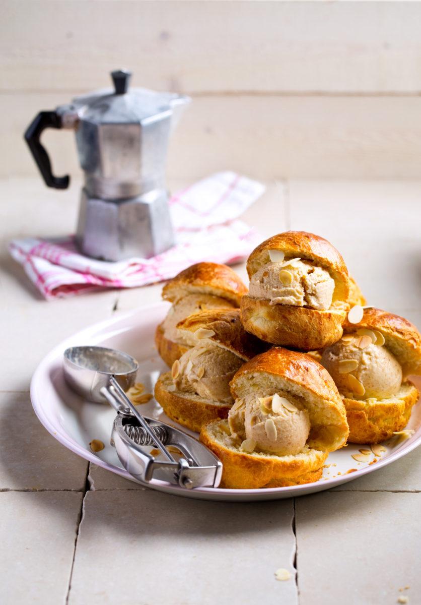 Briochebroodjes uit Palermo