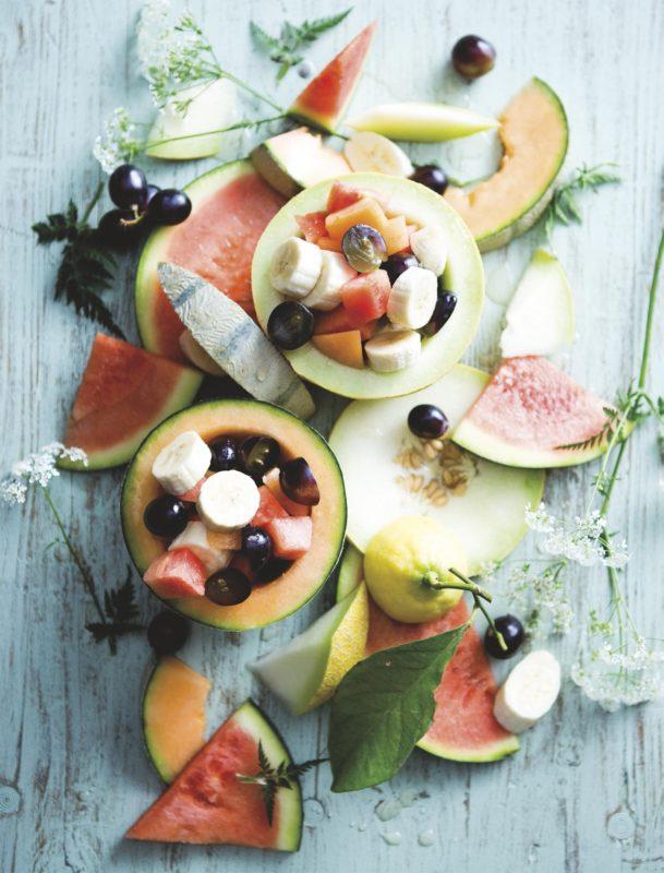 De lekkerste Midden-Oosterse smaakmakers: gevulde meloen met oranjebloesemwater