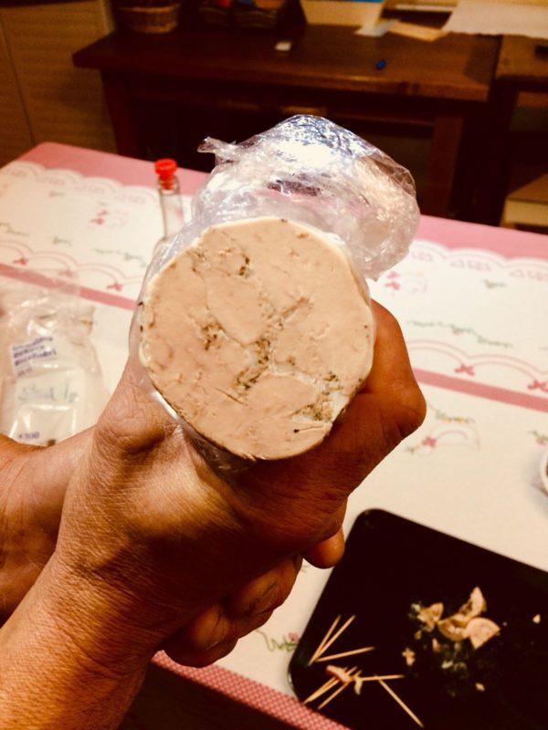 Foie gras bij kweker dagboek foodiesredactie