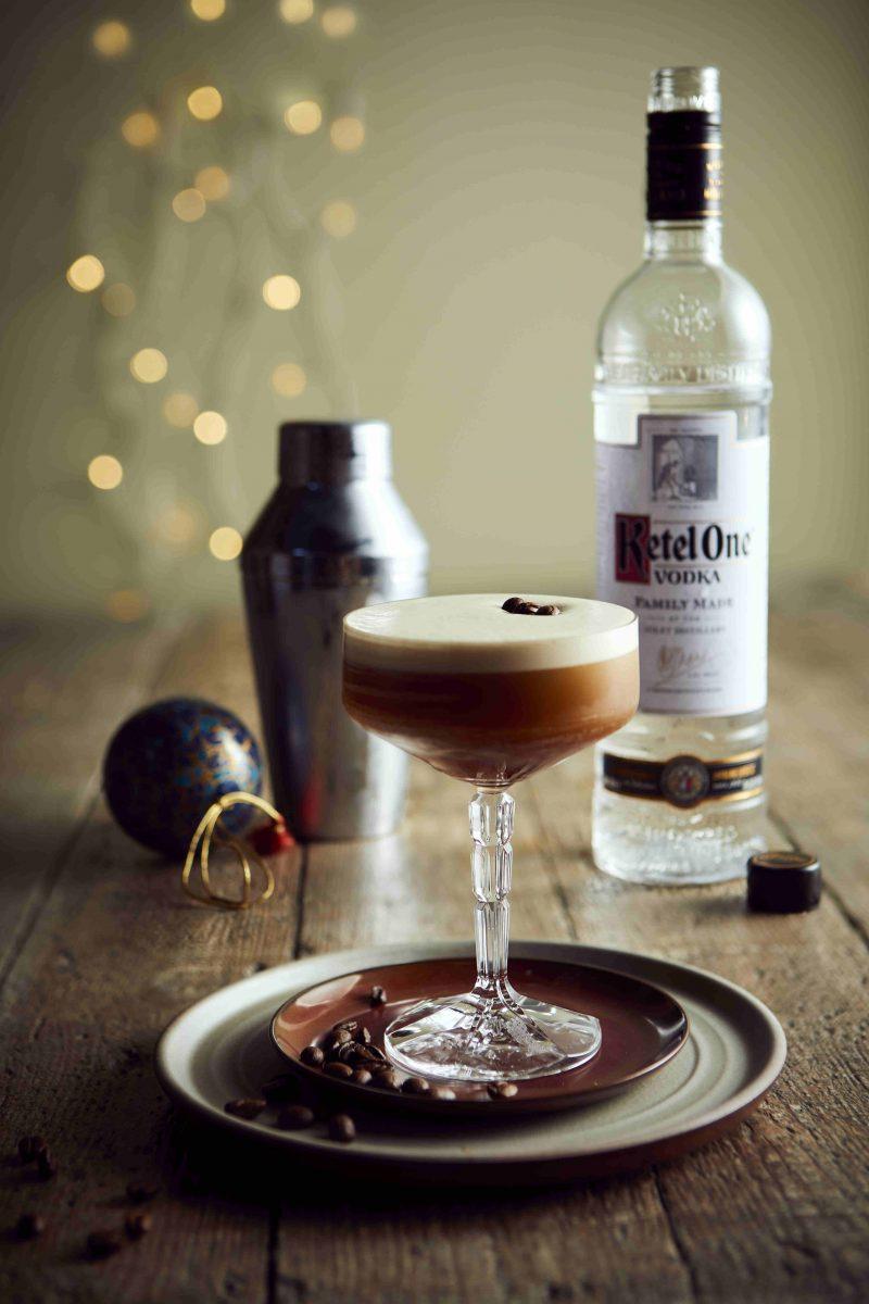 kerstdiner espresso martini