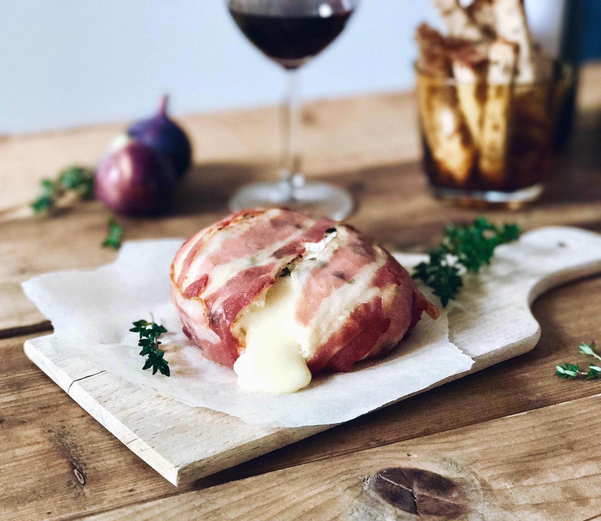 bacon camembert