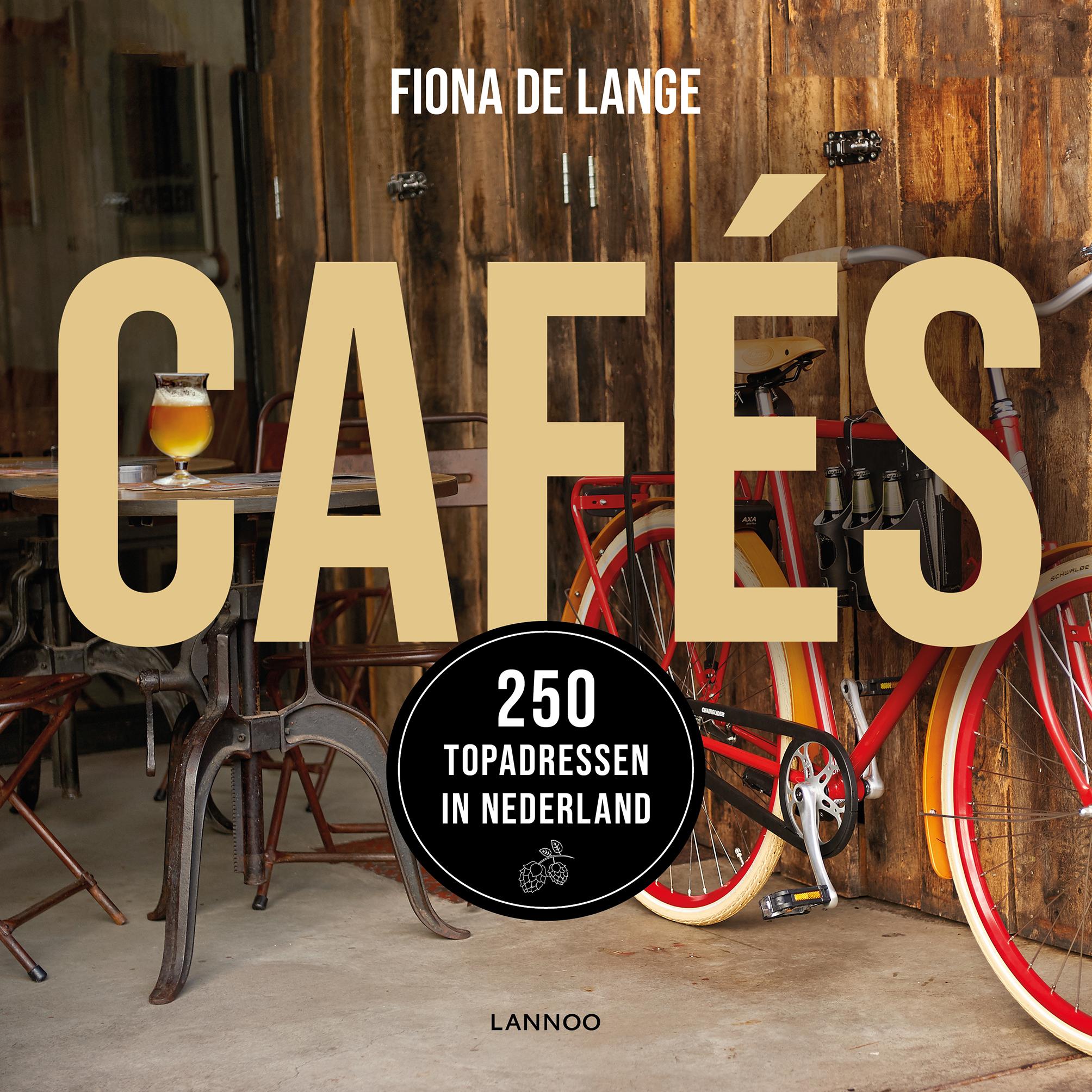 Cafés van Fiona de Lange