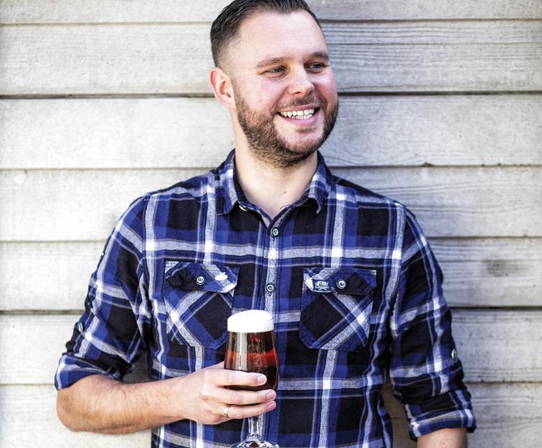 Biersommelier Nathan Hak