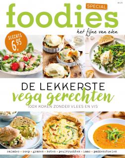 foodies special: De lekkerste vega gerechten