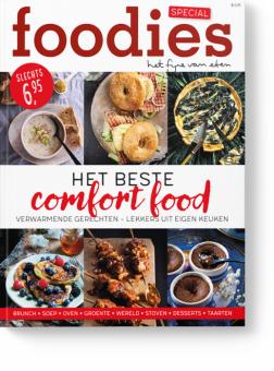 foodies special: Het beste comfortfood