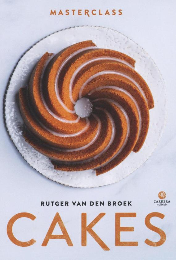 Masterclass Cakes van Rutger van den Broek
