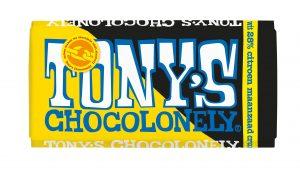 nieuwe tony chocolonely wit maanzaad citroen