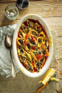 recept pastaschelpen