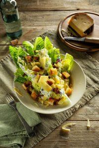 salade met jersey kaas