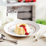 polenta kwarkpudding