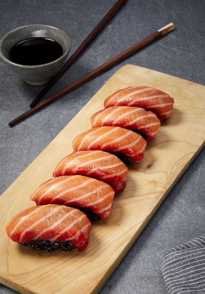 sushi daily nigiri zalm