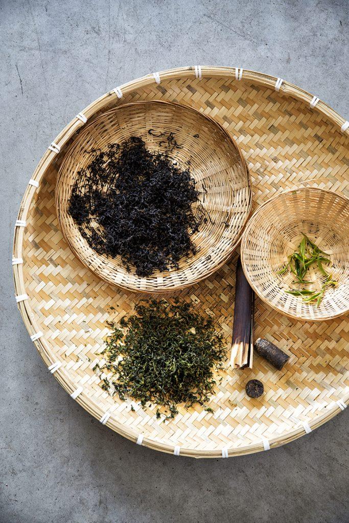 verschil groene witte zwarte thee
