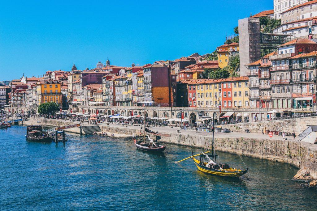 culinaire bestemming 2020 Porto