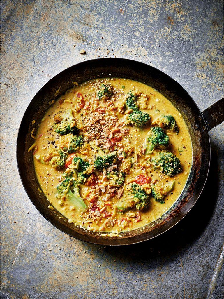 Broccoli_Curry