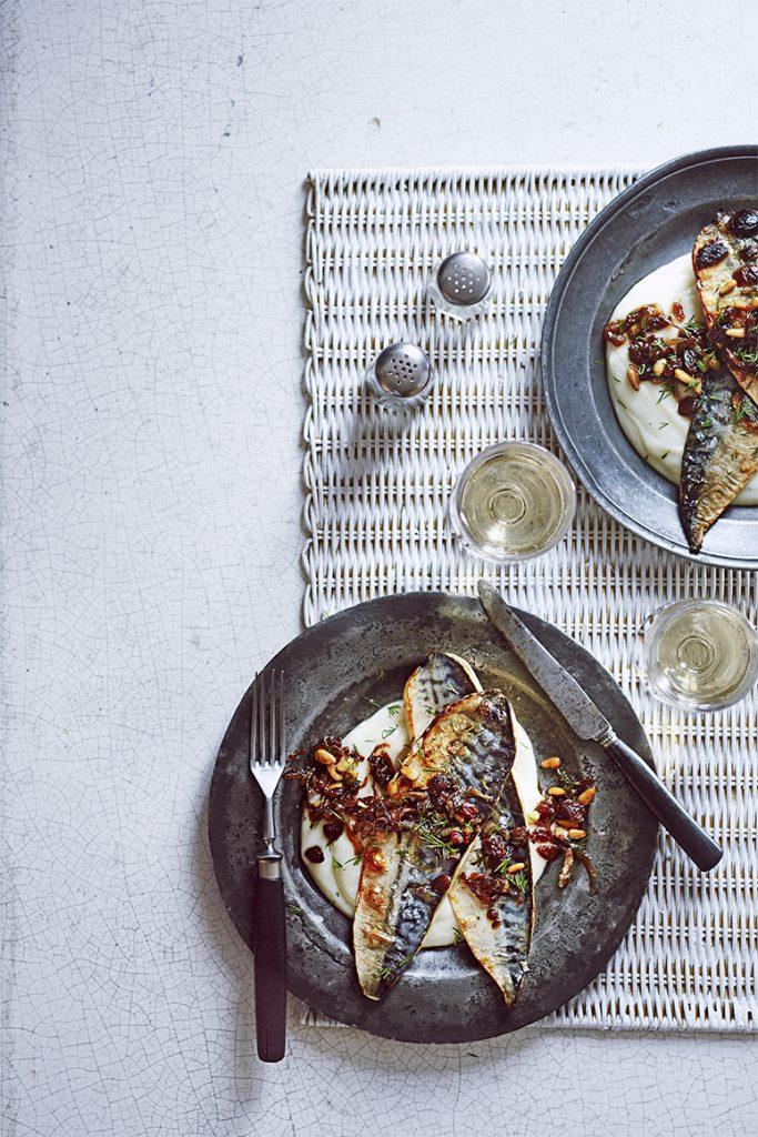 2 siciliaanse makreel kopiëren