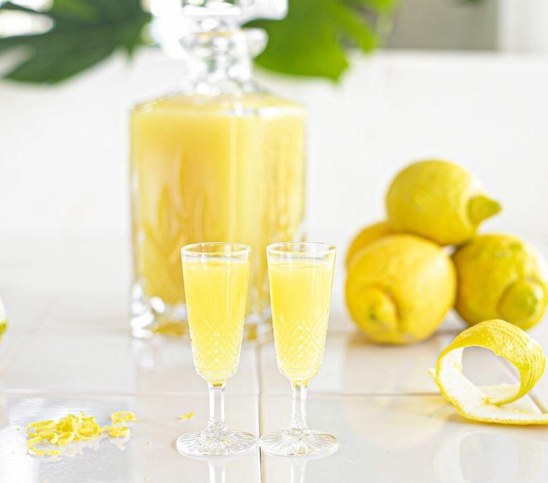 limoncello Lemon Kitchen