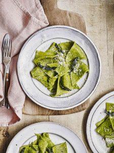 Spinaziepasta recept