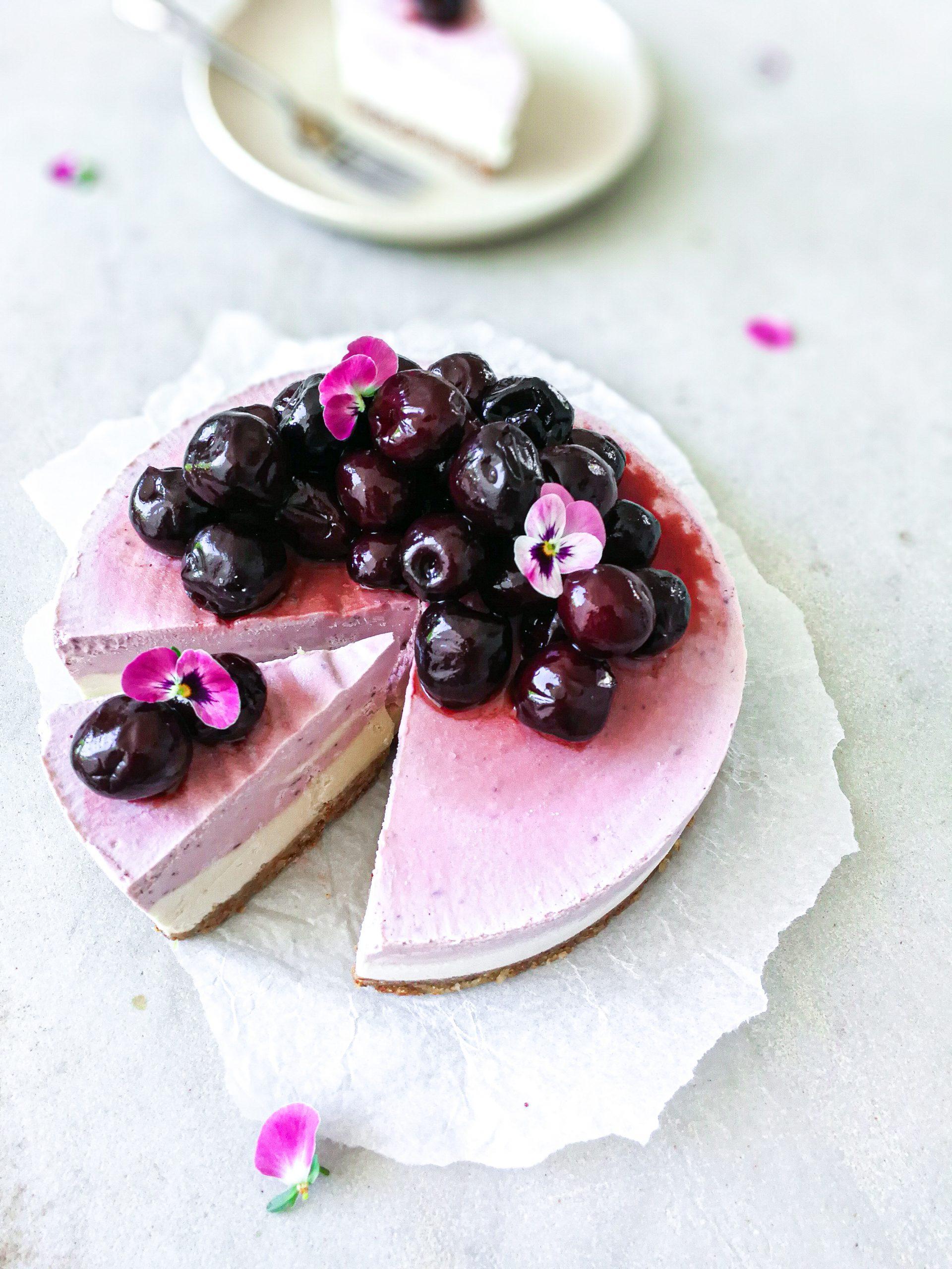 vegan cheesecake van jutri