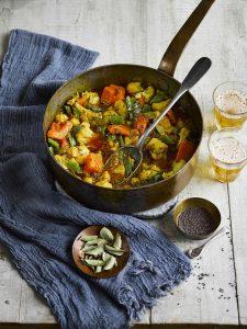 Sri Lankaanse vega curry