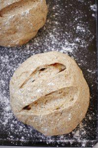 Zelf roggebrood maken 9