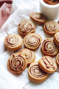 Foodies Friend: Cinnamon bun koekjes