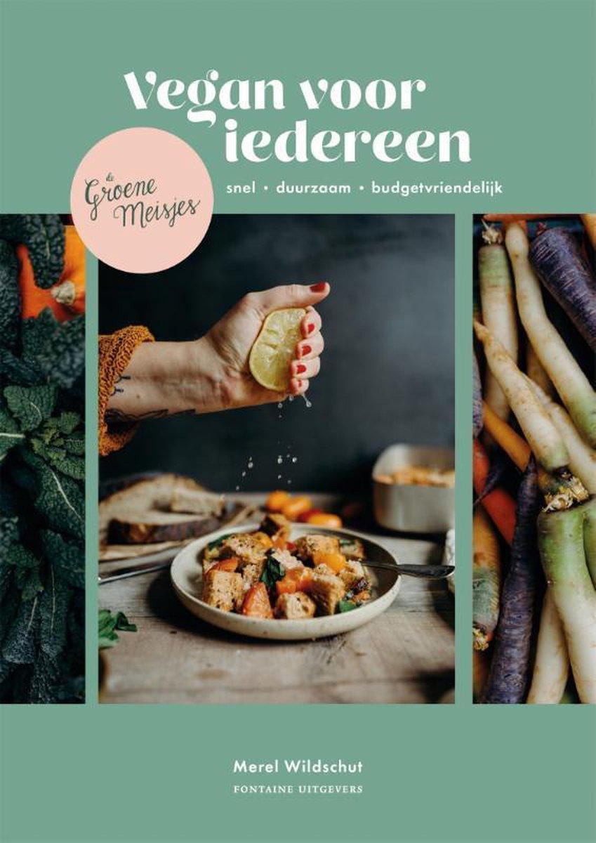 De Groene Meisjes: vegan voor iedereen