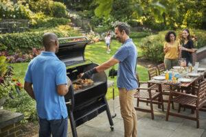 Win een Weber SmokeFire barbecue