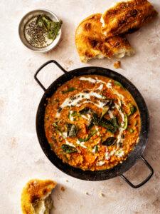 Recept voor Indiase dahl