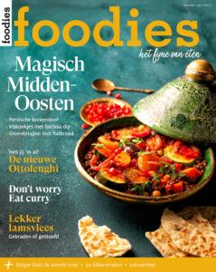 cover Foodies Magisch Midden-Oosten
